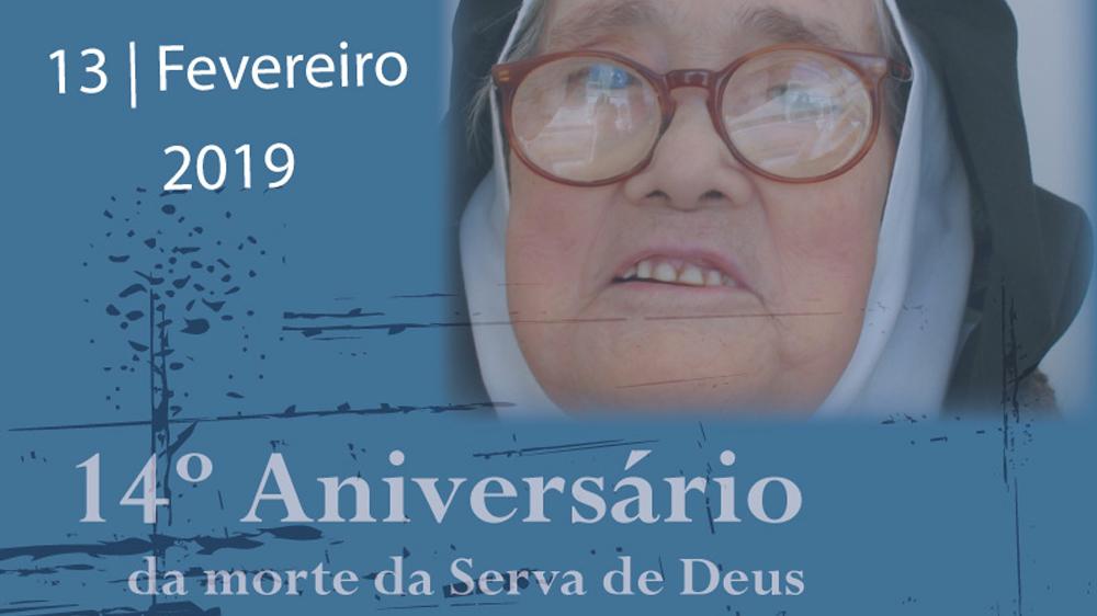 Celebração 14.º Aniversário do Falecimento da Ir. Lúcia de Jesus