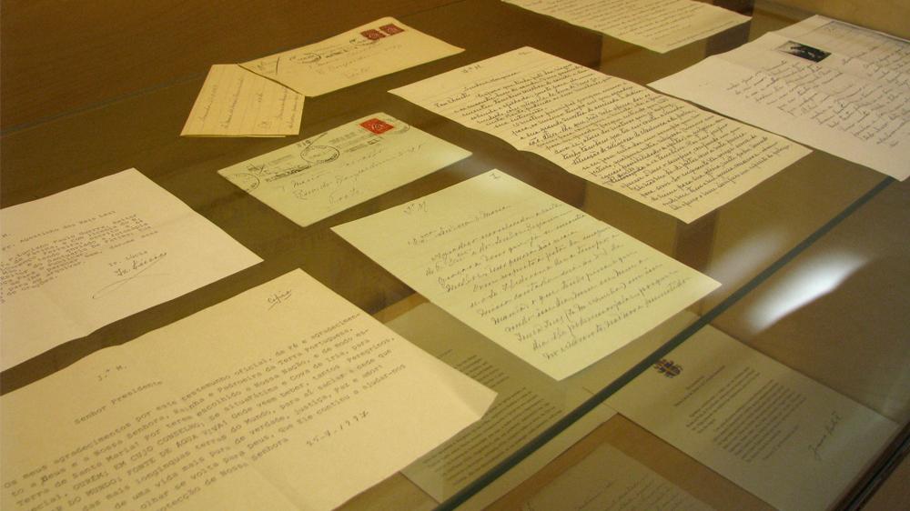 Anúncio da Constituição do Grupo de Trabalho do Arquivo Irmã Lúcia